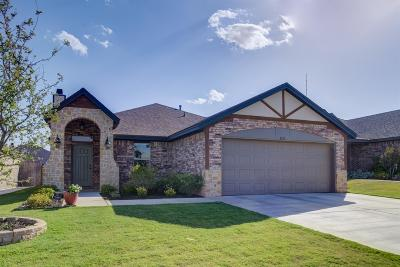 Lubbock TX Single Family Home For Sale: $232,500