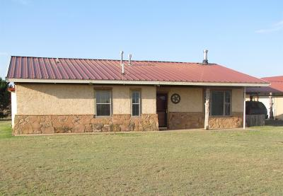 Idalou Single Family Home Under Contract: 8410 E County Road 5900