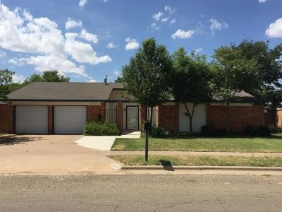 Single Family Home Under Contract: 3012 92nd Street