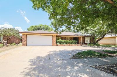 Single Family Home For Sale: 5610 72nd Street