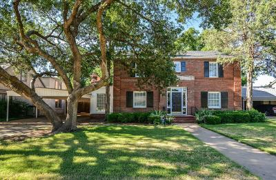 Single Family Home For Sale: 2319 17th Street