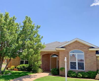 Lubbock TX Single Family Home For Sale: $215,000