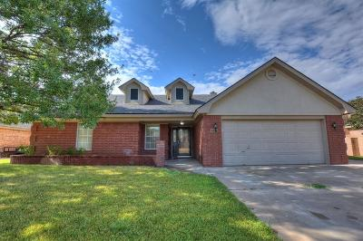 Wolfforth Single Family Home For Sale: 307 Raider Boulevard