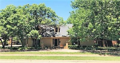 Single Family Home For Sale: 4520 11th Street