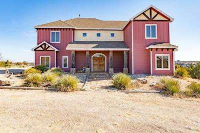 Single Family Home For Sale: 21 Oak Canyon Est