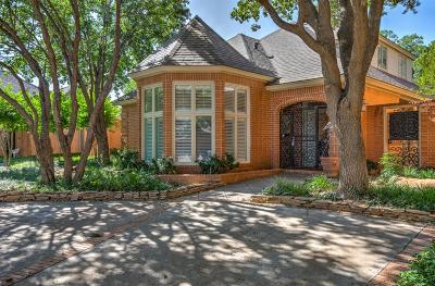 Lubbock Single Family Home For Sale: 4405 7th Street