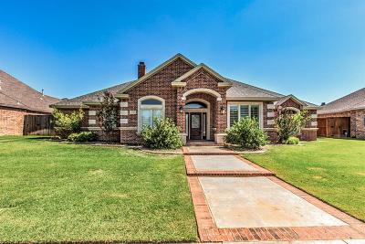 Lubbock Single Family Home For Sale: 4107 109th Street