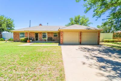 Sudan TX Single Family Home For Sale: $159,000