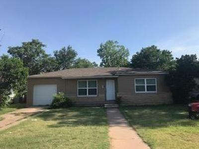 Single Family Home For Sale: 1914 39th Street
