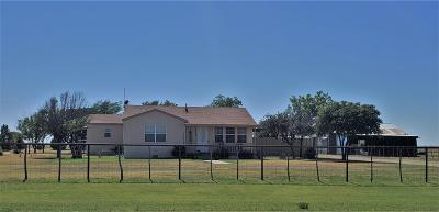 Shallowater Single Family Home Under Contract: 16909 N Farm Road 179