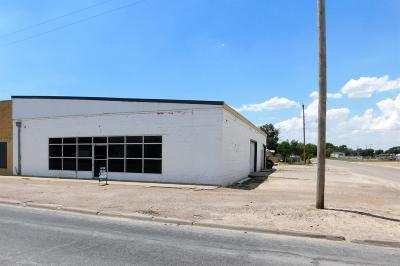 Bailey County, Lamb County Commercial For Sale: 217 N 1st