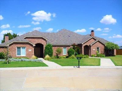 Lubbock Garden Home For Sale: 9605 Ithaca Avenue