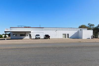 Bailey County, Lamb County Commercial For Sale: 401 Main