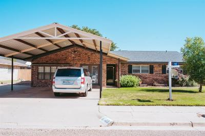 Shallowater Single Family Home For Sale: 1119 15th Street