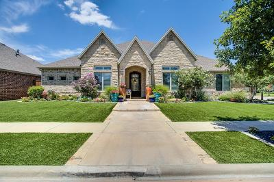 Lubbock Single Family Home Under Contract: 9102 Kewanee Avenue