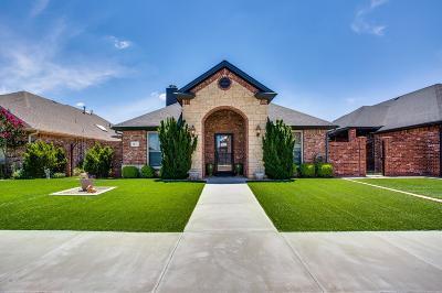 Lubbock Garden Home Under Contract: 6015 83rd Street