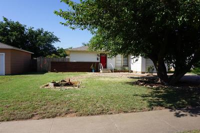 Lubbock Rental For Rent: 2617 44th Street