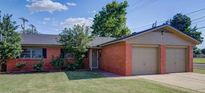 Lubbock Single Family Home For Sale: 4719 47th Street