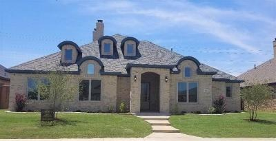 Lubbock Single Family Home For Sale: 4601 106th Street