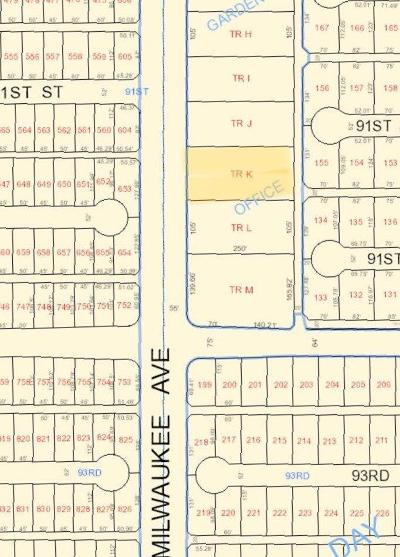 Lubbock Commercial Lots & Land For Sale: 9101 Milwaukee Avenue