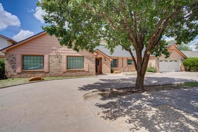 Lubbock Single Family Home For Sale: 3206 79th Street