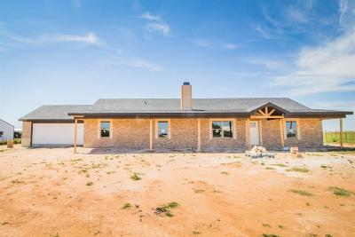 Shallowater Single Family Home For Sale: 8311 N County Road 6000