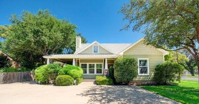 Single Family Home For Sale: 2502 21st Street