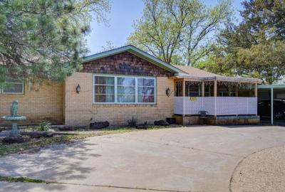Single Family Home For Sale: 3803 43rd Street
