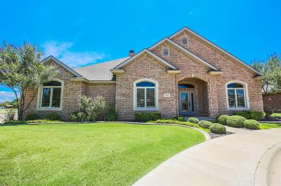 Lubbock Single Family Home For Sale: 3901 100th Place