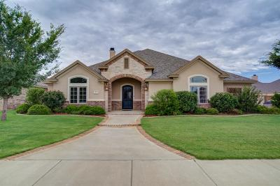 Lubbock Single Family Home Under Contract: 4502 100th Street