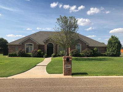 Lubbock Single Family Home For Sale: 6402 County Road 7425