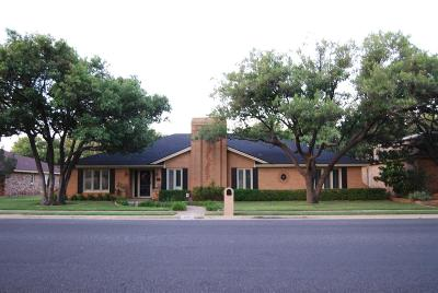 Lubbock Single Family Home For Sale: 5005 92nd Street
