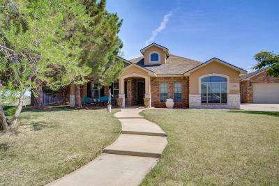 Lubbock Single Family Home For Sale: 6501 Itasca