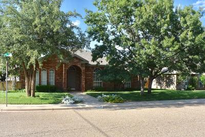 Lubbock TX Single Family Home For Sale: $239,900