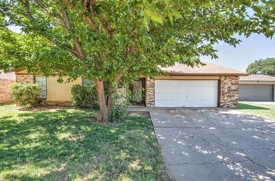 Lubbock Single Family Home For Sale: 5711 Emory Street