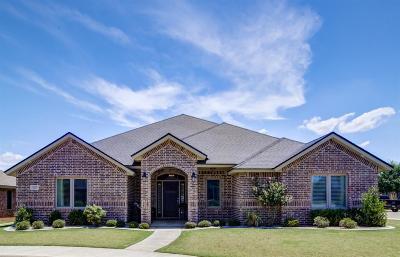 Lubbock Single Family Home For Sale: 12207 Orlando Avenue