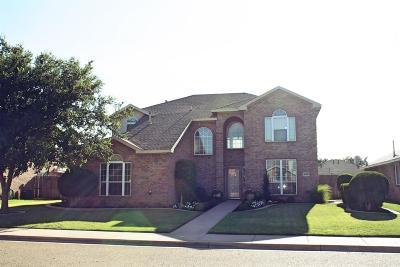 Lubbock Single Family Home For Sale: 605 N Wayne Avenue