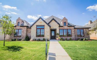 Lubbock Single Family Home For Sale: 3521 141st
