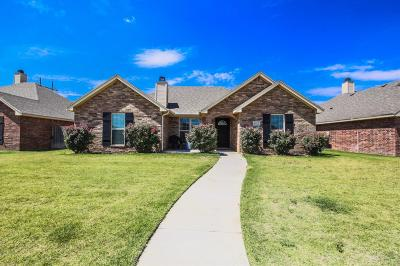 Lubbock Single Family Home For Sale: 4922 Marshall Street