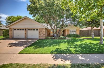 Lubbock Single Family Home For Sale: 504 N Hyden Avenue