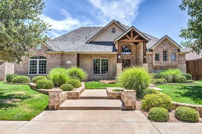 Lubbock Single Family Home For Sale: 10715 Norfolk Avenue