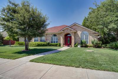 Lubbock Single Family Home For Sale: 4814 103rd Street