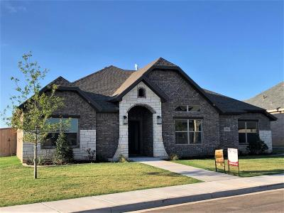 Lubbock Single Family Home For Sale: 3919 126th Street