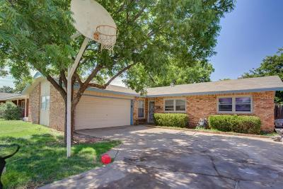 Lubbock Single Family Home For Sale: 5428 43rd Street