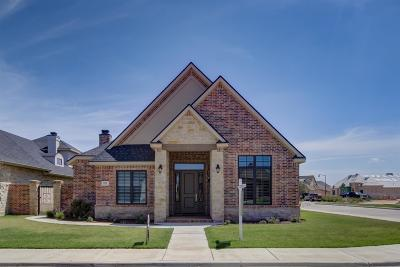 Lubbock Garden Home For Sale: 5007 119th