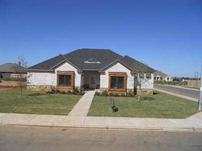 Lubbock Single Family Home For Sale: 6956 103rd Street