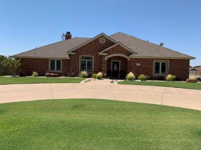 Lubbock Single Family Home For Sale: 5615 104th