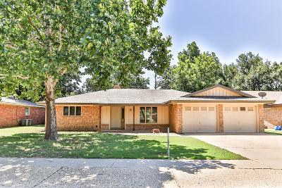 Single Family Home For Sale: 4113 62nd Drive