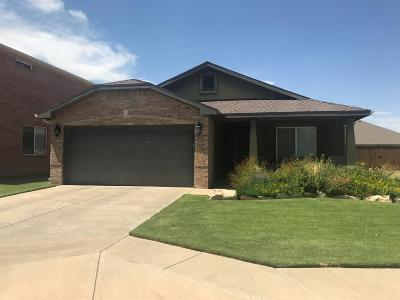 Lubbock TX Single Family Home For Sale: $152,500