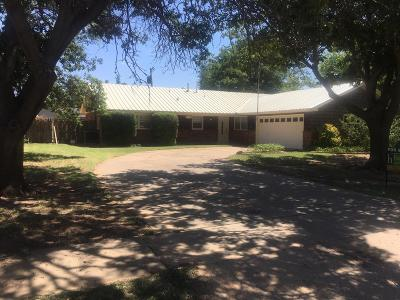 Lubbock Single Family Home For Sale: 5411 29th Street